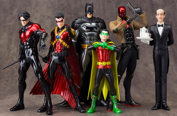 bat family artfx